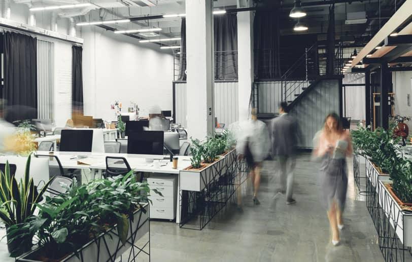 Sécurisation et protections des bureaux et des locaux d'entreprises