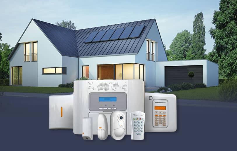 Sécurisation de votre habitation avec la gamme anti-intrusion de chez VISONIC