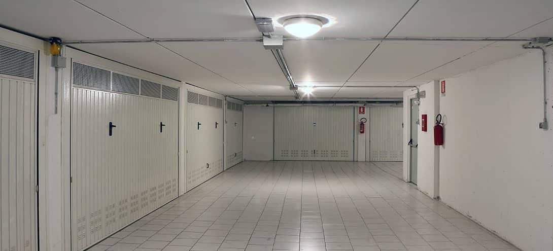 Portes de garages sécurisées